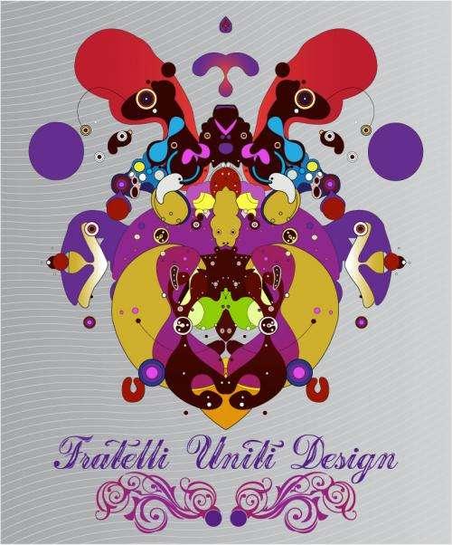 Fratelli uniti design diseño de interiores - diseño gráfico - diseño de industrial -diseño corporativo e identidad de marcas - diseños de logotipos e isotipos escudos, mascotas y slogans. - street art