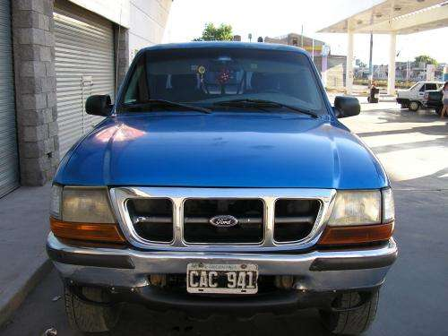 Vendo o permuto ford ranger 4x4 plus full