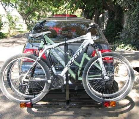 Fotos de Porta bicicletas para enganche vendo 1