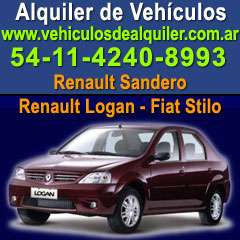 Fotos de Rent a cars vehiculos de alquiler argentina buenos aires 4