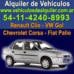 Fotos de Rent a cars vehiculos de alquiler argentina buenos aires 5