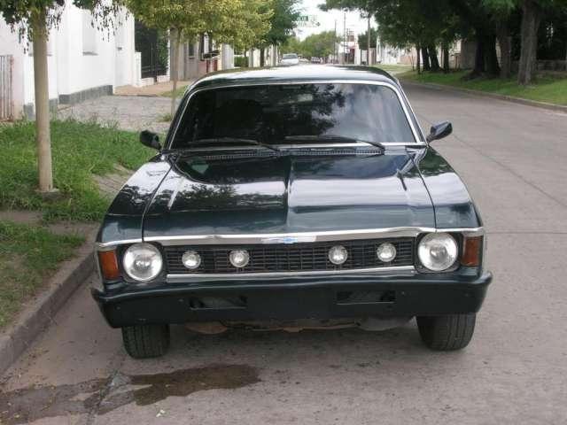 Vendo coupe chevy s-s. modelo 1975. exelente estado.