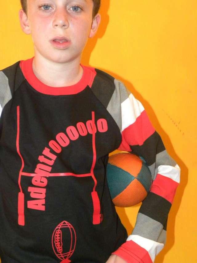 Ropa con diseño para chicos - locales multimarca