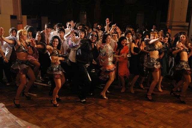 Shows para fiestas show de salsa - animacion fiestas eventos
