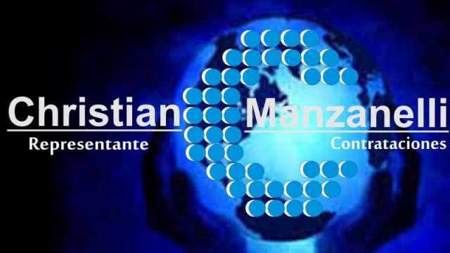 Christian manzanelli representante y contrataciones de artistas