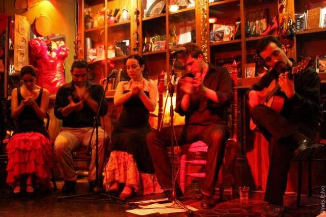 Show flamenco español para todo tipo de eventos