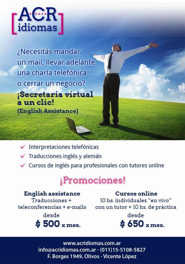 Inglés para el trabajo- liberá tu inglés!