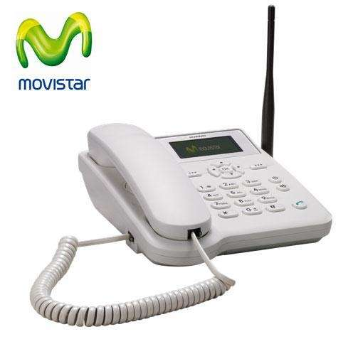 Telefono fijo movistar en casa sin cables