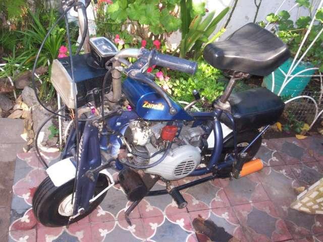 Zanella 50cc (mini moto casera) ideal para niños y adultos!!!