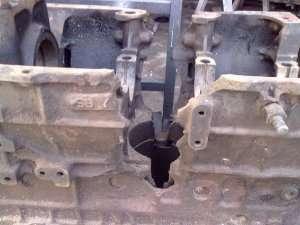 Soldadura de block de aluminio y fundicion