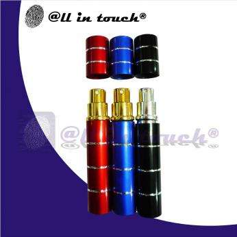 Gas pimienta - defensa personal tipo perfume de mujer- excelente defensa