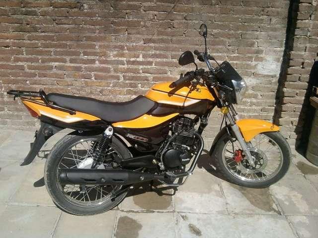 Vendo moto zanella rx 125 - buen estado