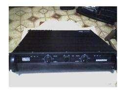 Potencia samson importada nueva 700 watt caja cerrada + rax dod cuerpos skb nuevos
