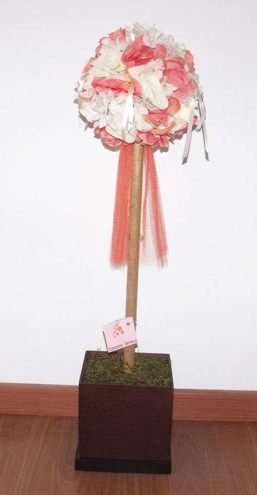 Topiarios decoracion arboles artificiales eventos souvenirs en