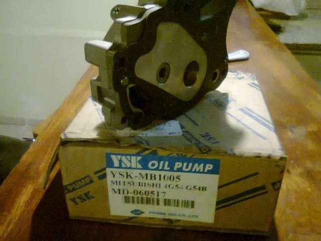 Vendo bomba de aceite de mitsubishi naftero nueva