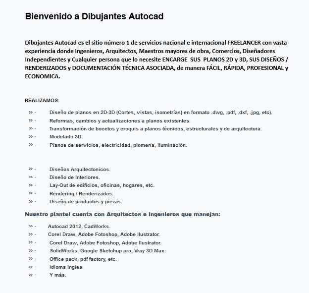 Dorable Formato Cv Para Dibujante De Autocad Civil Ideas - Colección ...