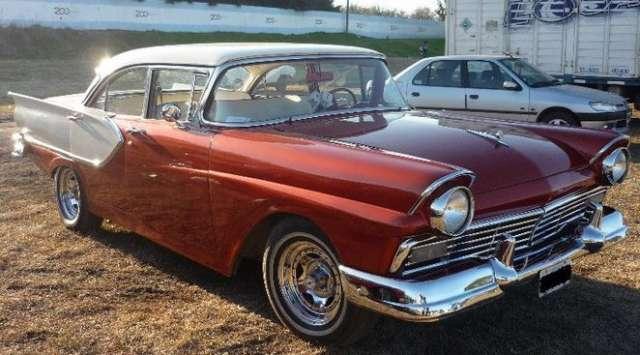 Vendo ford fairlane 1957 solo para entendidos