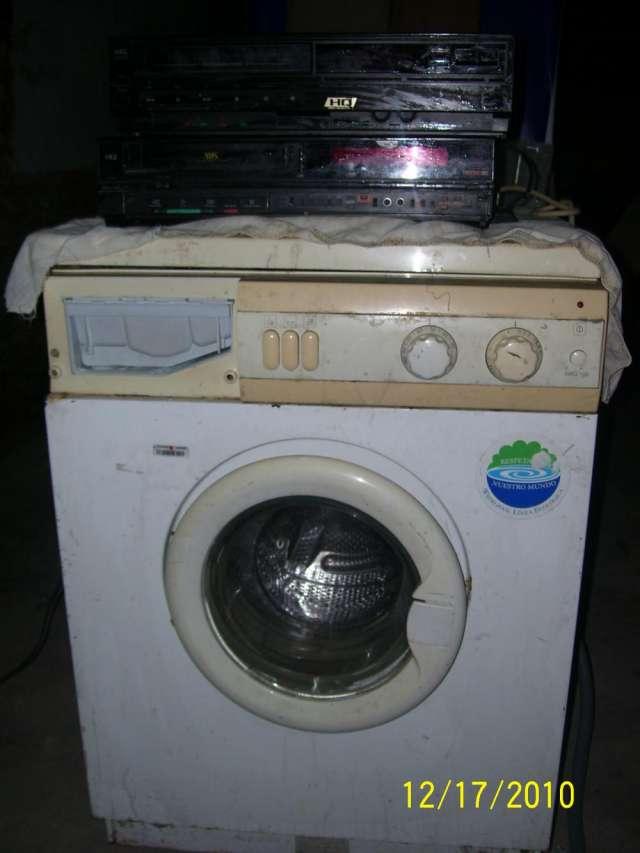 Vendo lavarropas automatico usado funcionando