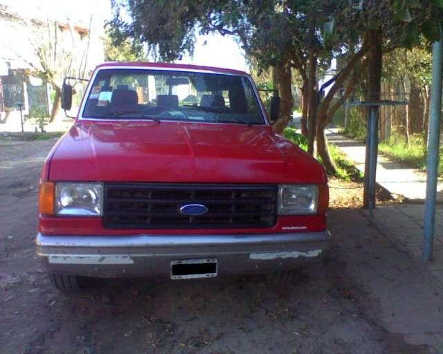 Vendo ford f-100 '89 gasolera muy buena