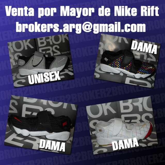 Venta mayorista de zapatillas nike rift, free, presto, climacool, adidas  bounce