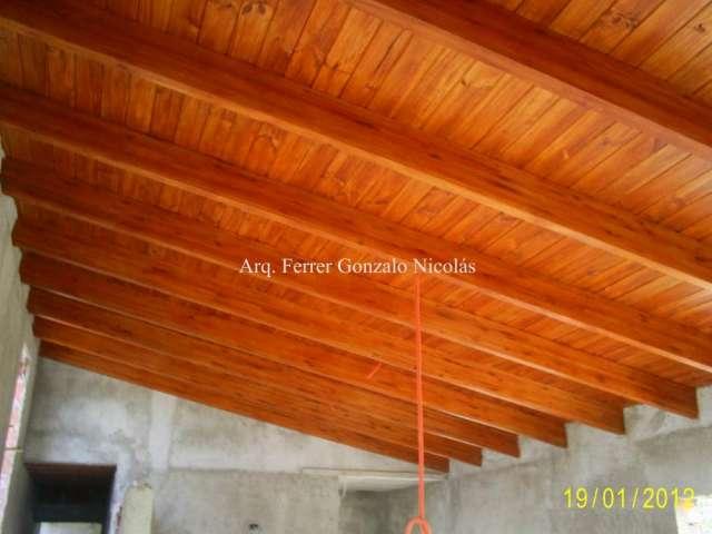 techos de madera clapp holl cordoba - Techos De Madera