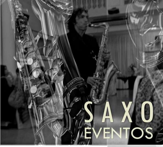 Saxofonista eventos cumpleaños casamientos - rosario