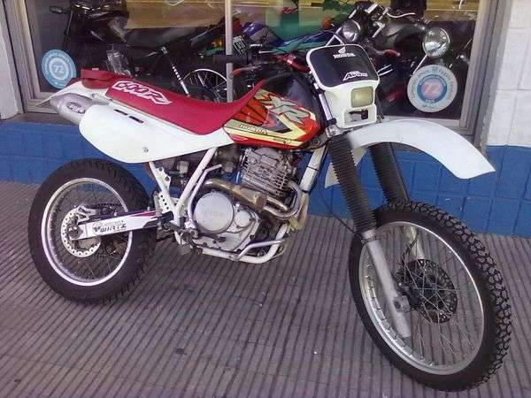 Sport moto: honda xr 600 r 1993 unica impecable