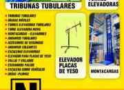Maquina para elevar placas de Yeso Elevaplac