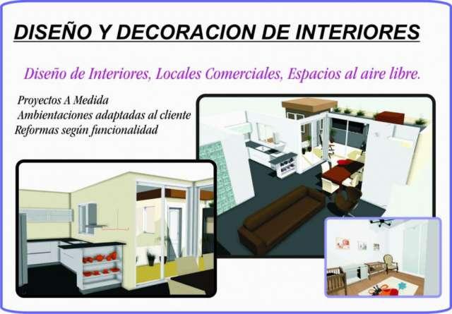 Fotos de Diseño y decoración de interiores, reformas, renders, planos, ambientaciones 2