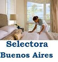 Mucamas con cama paraguayas-argentinas 25-50 años