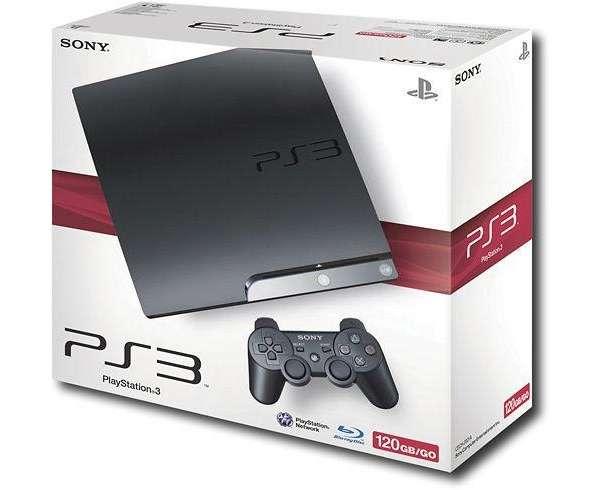 Playstation 3 120 gb slim - xbox, wii.