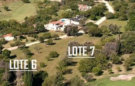 Vendo 2 hermosos lotes en exclusivo & golf country club en alta gracia