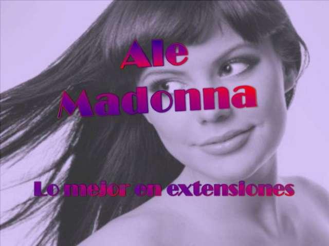 Ale madonna extensiones!!!!!depilacion y extensiones de pestañas