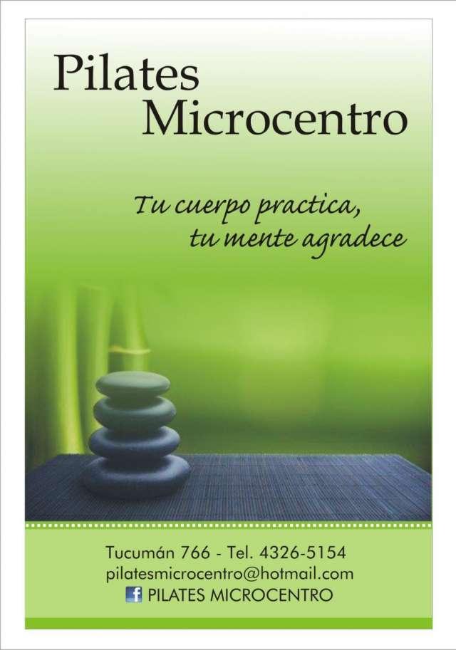 Pilates microcentro clases de pilates en reformers