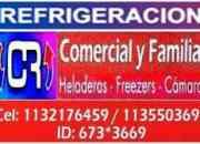 CR HELADERAS   SERVICE Y REPARACION DE HELADERAS  Y FREEZERS DE TODO TIPO.