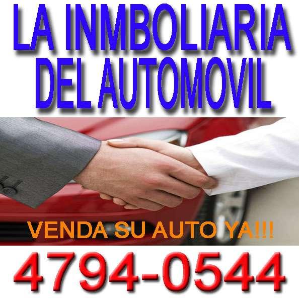 La inmobiliaria del auto 4794-0544 quiero vender mi auto venda su auto ya a precio real