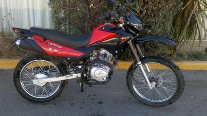 Vendo moto okinoi 150 r enduro 2012 impecable