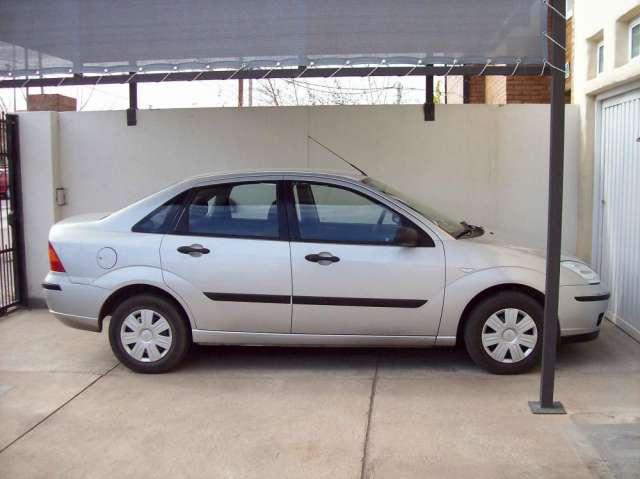 Vendo ford focus 2008 - impecable - titular al día - 55000 kms