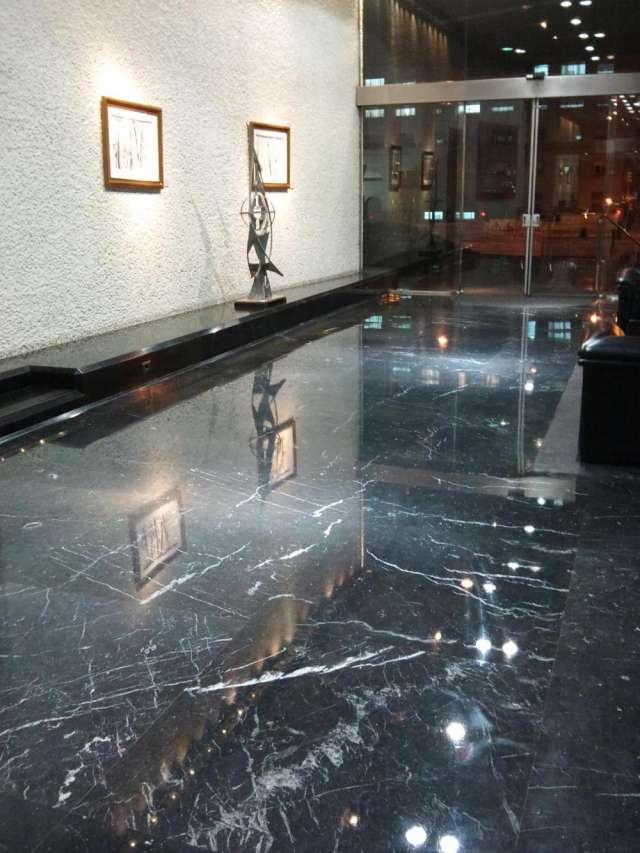 Pulido y termovitrificado de marmol (mamtenimiento)