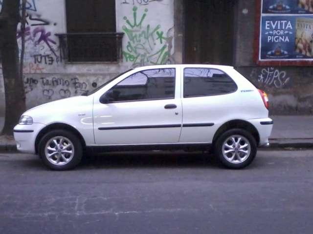 Fiat Palio 13 Mpi Top Full 2004 92800 Km Unico Dueño