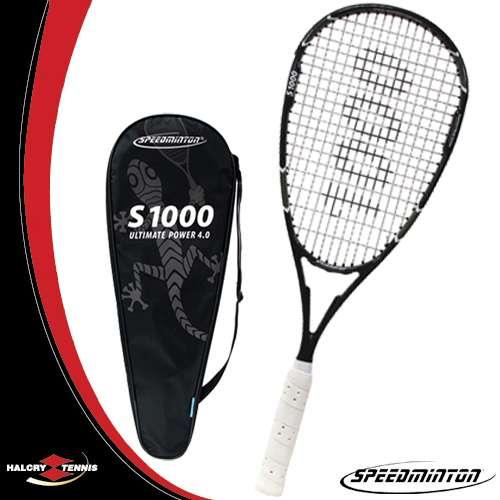 Raqueta speedminton s1000 lanzamiento nuevo deporte speed badminton