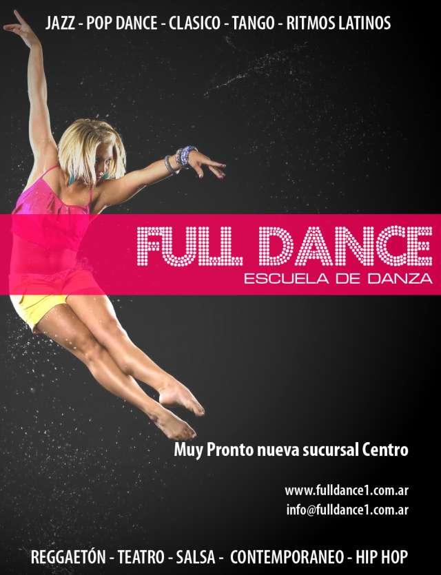 Escuela de danza - full dance - capital federal