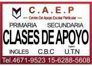 Centro de apoyo escolar particular c.a.e.p