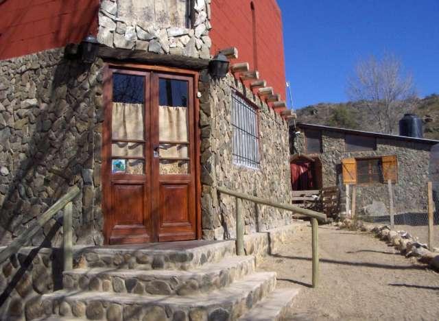 Casa y local comercial en zona turistica