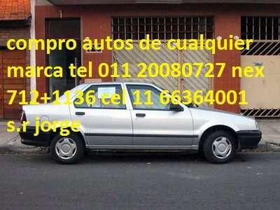 Compro autos todo tipo lo compro todo+++++++++++++++++++++llame 011 20080727