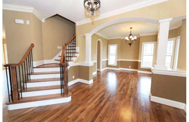 Pulido plastificado de pisos de madera hidrolaqueado $40xm2