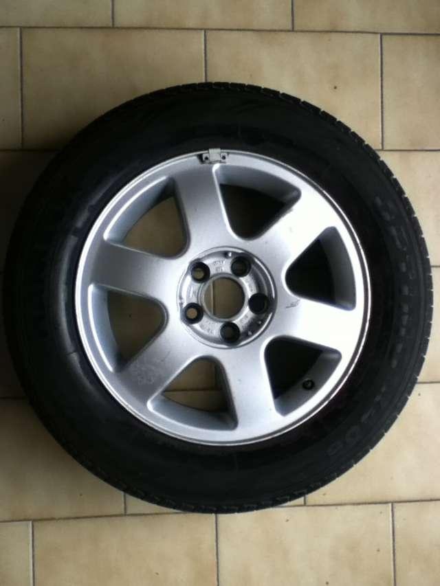Vendo rueda de auxilio audi a3 , poco uso .