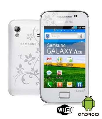 Samsung galaxy ace la´fleur. nuevo. liberado