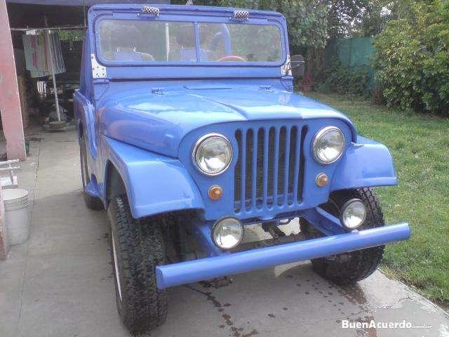 Jeep ika corto 1960 carroseria chapa