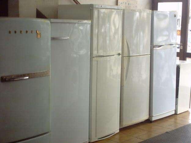 Compro heladeras freezer aire split para escuela de refrigeracion funcionen o no